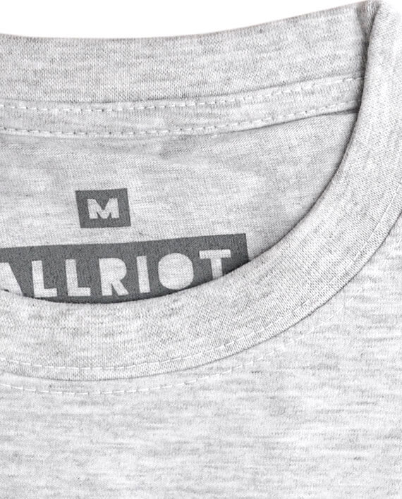 allriot liberal political t-shirt for men women ASH