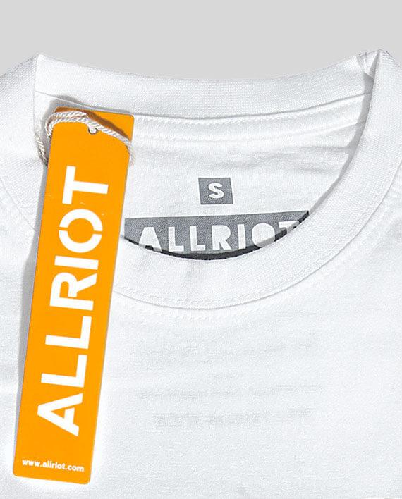 buy allriot funny graphic t-shirt for men women white