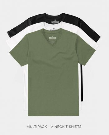 multipack v-neck t-shirts