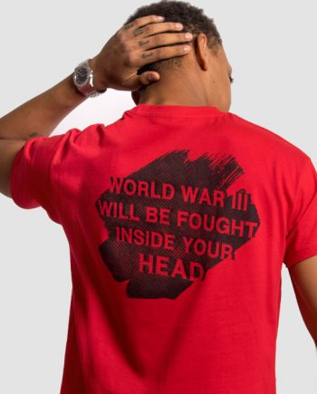 17 ww3 will be fought inside your head tshirt