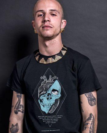aleksandr solzhenitsyn t-shirt gulag archipelago
