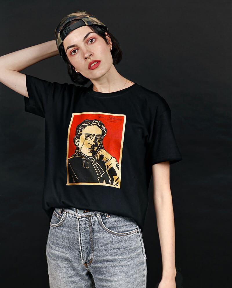 emm goldman cool t-shirt