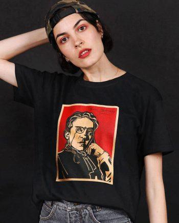 Emma Goldman Feminism Anarchy T-shirt