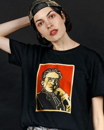 emma goldman t-shirt socialist hero