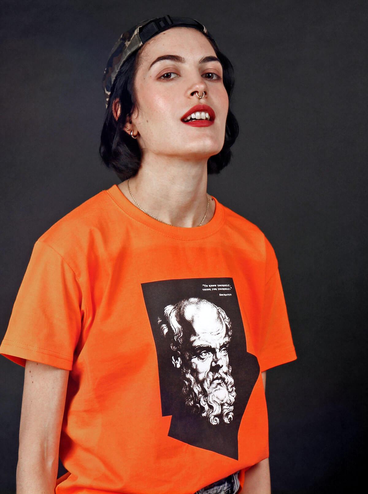 allriot socrates t-shirt