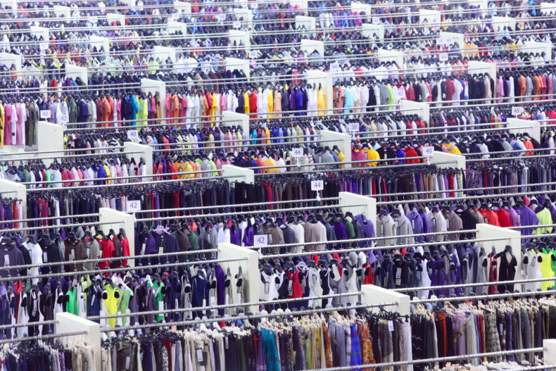 DEAD STOCK IN THE FASHION INDUSTRY PROBLEM UNSUSTAINABLE