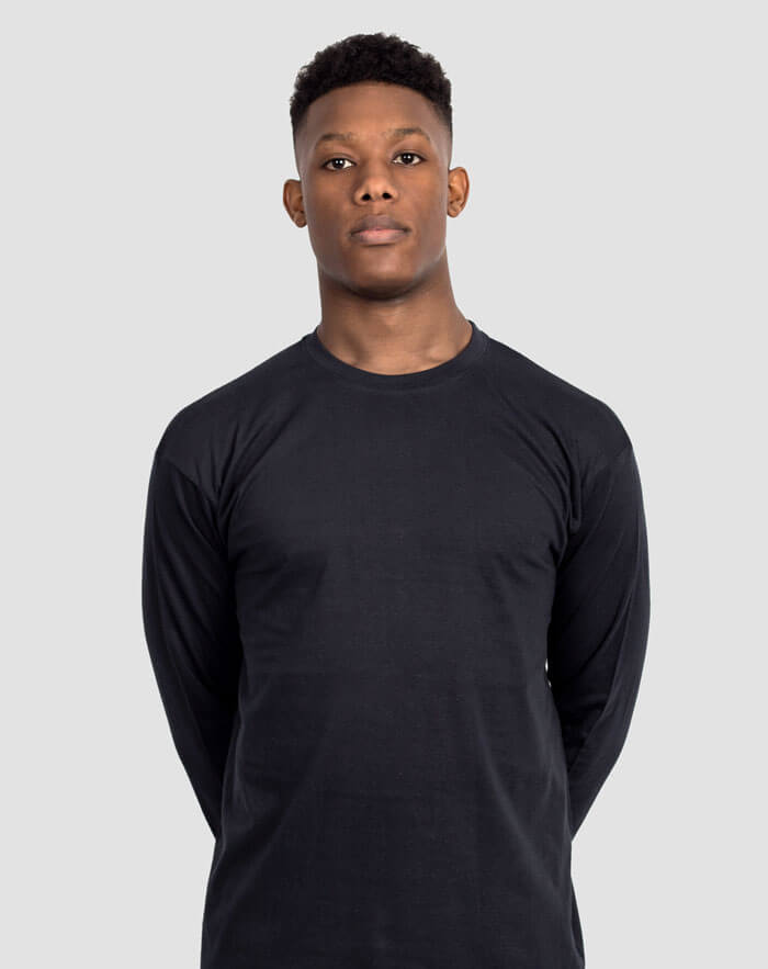 long-sleeve-t-shirt-black-without-print