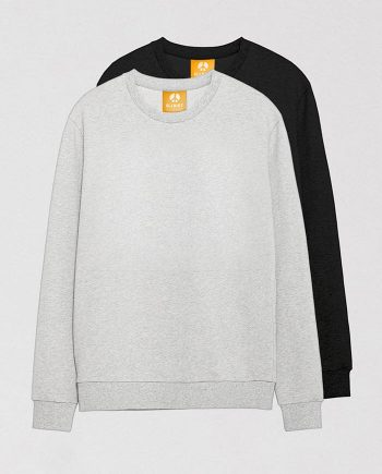sweatshirts grey and black long sleeve pullover