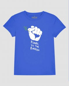 power-to-thepeaceful-t-shirt-for-women