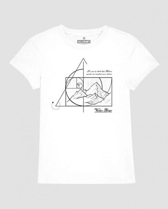 victor-hugo-nature-speaks-t-shirt-for-women