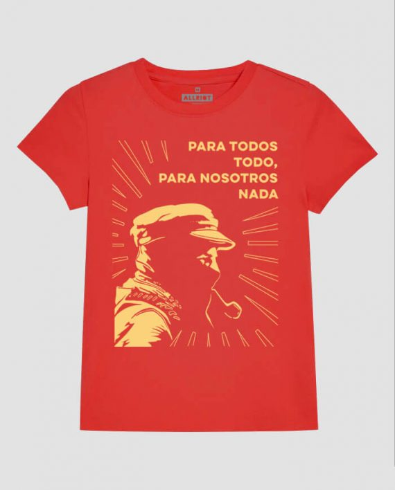 zapatista-t-shirt-red-for-women