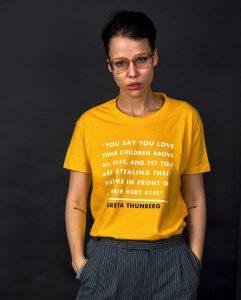 greta-thunberd-tee-shirt