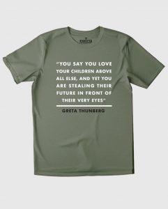 greta-thunberg-t-shirt-khaki