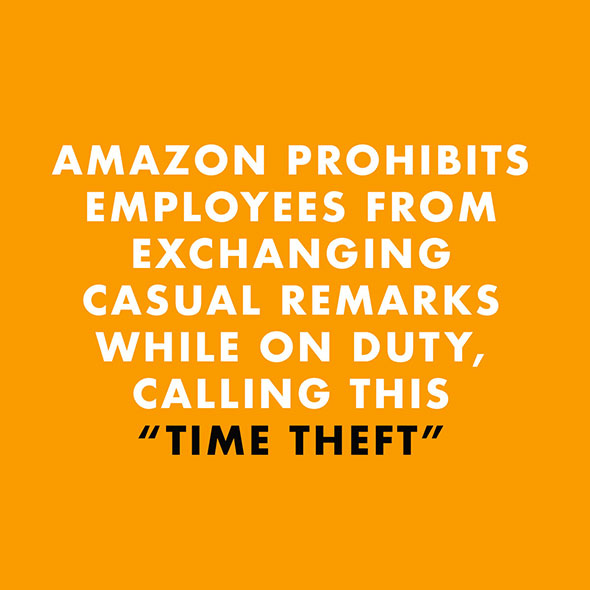 amazon time theft and other anti prime day facts