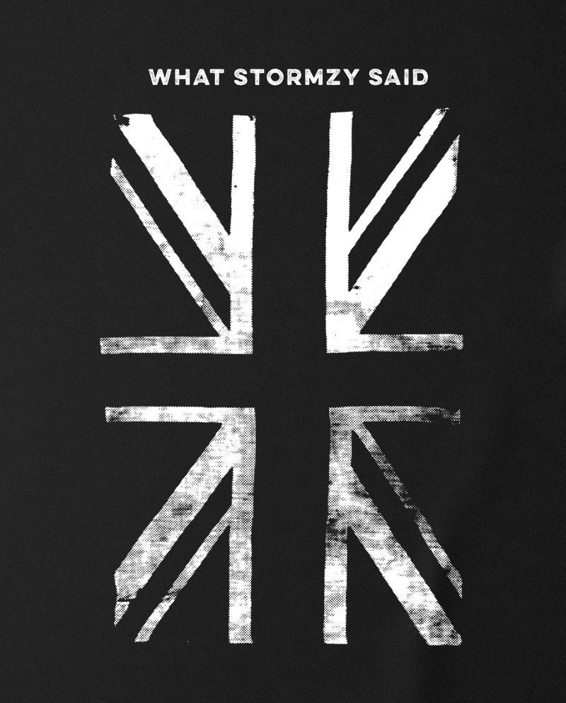fuck boris johnson anti brexit t-shirt what stormzy said