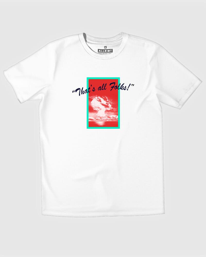 anti nuclear t-shirt