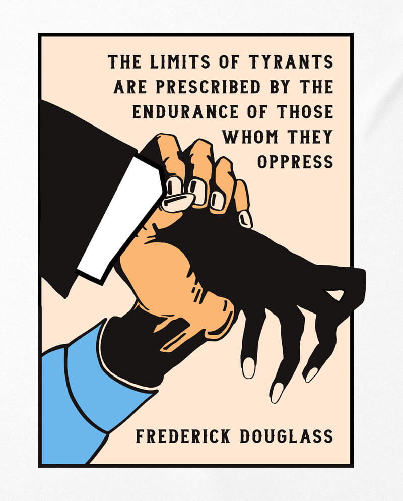 The limits of Tyrants by Frederick Douglass