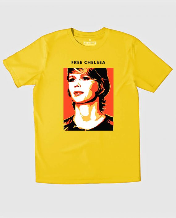 free-chelsea-manning-design-illustration-tee