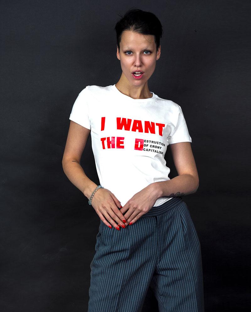 funny political t-shirt anti capitalism