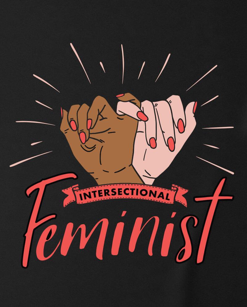 intersectional feminist tshirt