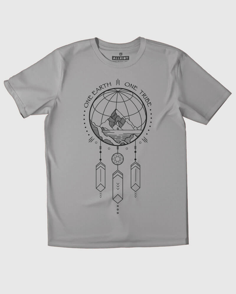 one earth one tribe t-shirt global citizen