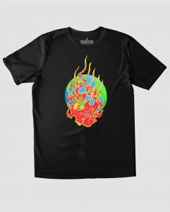 07-earth-on-fire-t-shirt-environmentalist-message