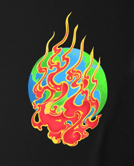 07-earth-on-fire-t-shirt-oriental-print