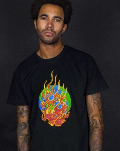 house-on-fire-t-shirt-save-planet-earth-day (1)