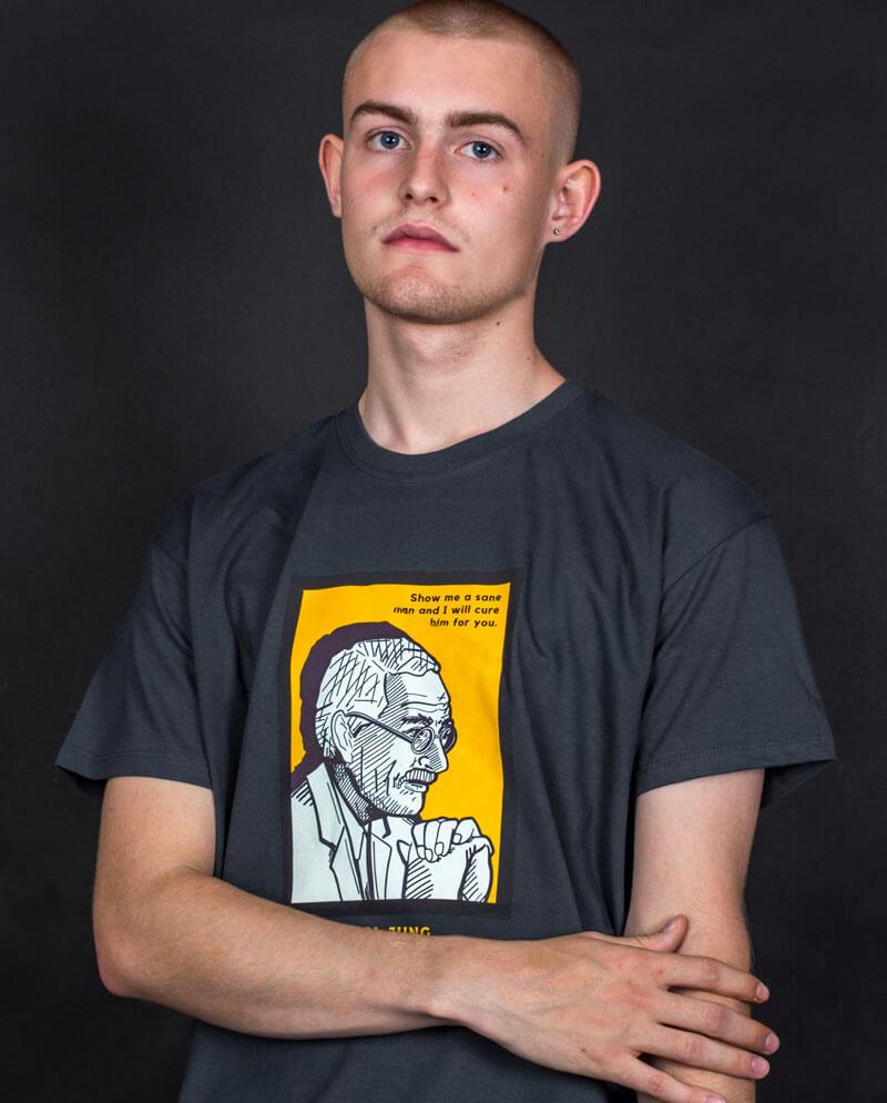 Carl Jung The Shadow T-shirt