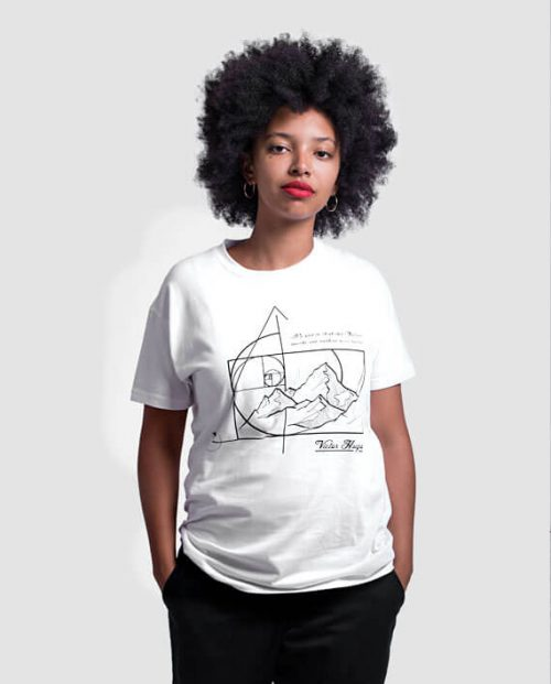 Victor Hugo Nature T-shirt