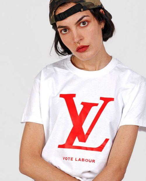 Vote Labour T-shirt