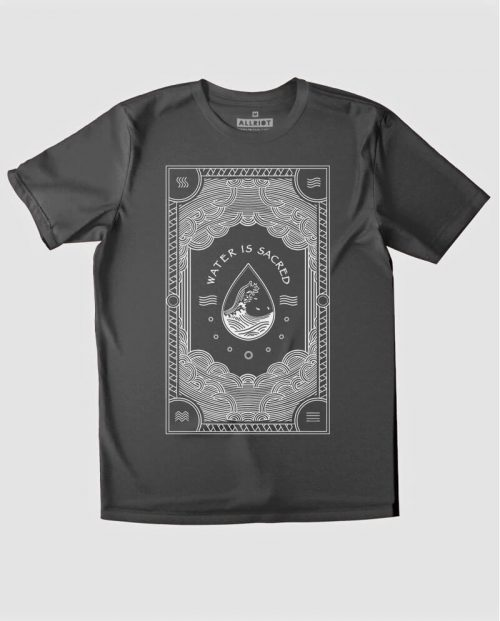 Water is Sacred T-shirt