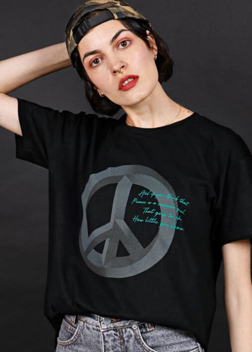 Illusion of Peace T-shirt