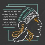 Native American Prophecy T-shirt