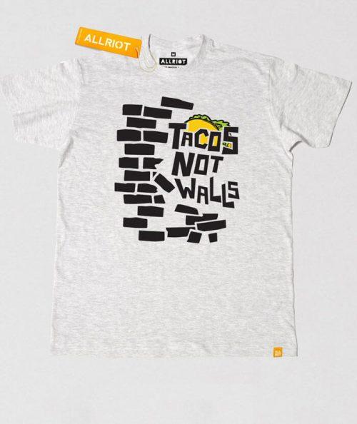 Tacos Not Walls T-shirt