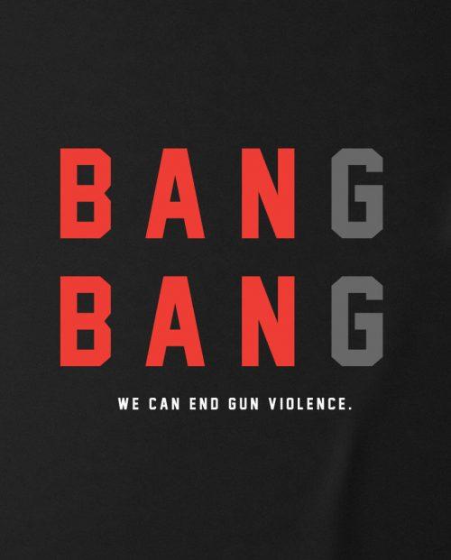 We Can End Gun Violence T-shirt