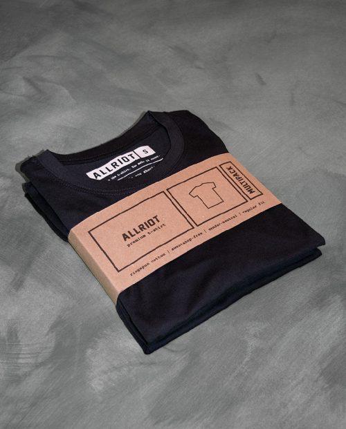 Multipack - 3 Plain T-shirts