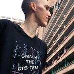 Smash the Cis-Tem T-shirt
