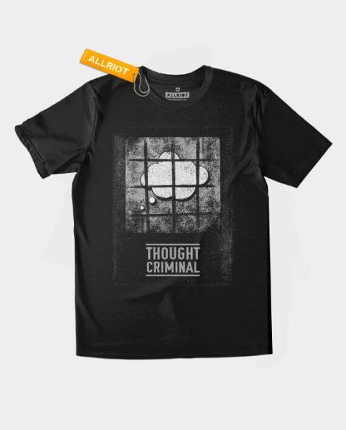Thought Criminal T-shirt