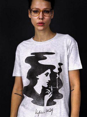 virginia woolf t-shirt literary
