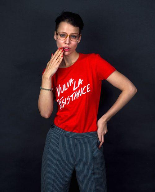 Vulva La Resistance T-shirt
