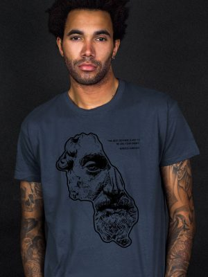 marcus aurelius t-shirt stoicism philosophy clothing