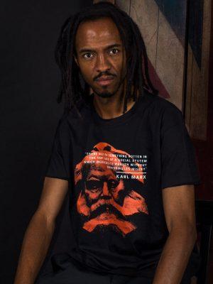 karl marx t-shirt socialist communist