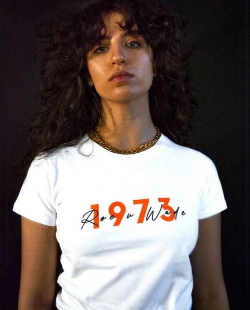 Roe V Wade 1973 T-shirt
